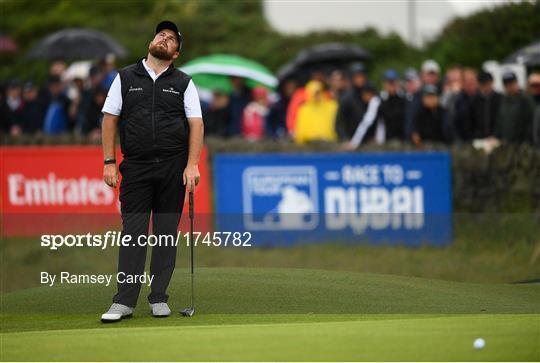 Sportsfile - 2019 Dubai Duty Free Irish Open - Day Three
