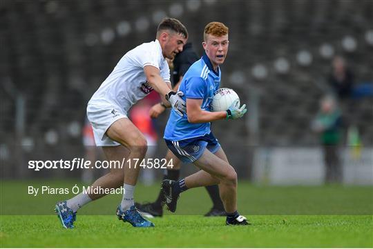 Dublin v Kildare - Electric Ireland Leinster GAA Football Minor Championship Final