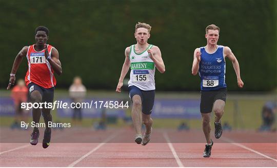 Irish Life Health Junior and U23 Outdoor Track and Field Championships