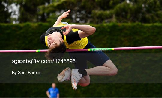 Irish Life Health Junior and U23 Outdoor Track and Field Championships