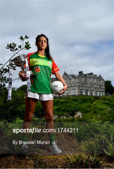 2019 TG4 Ladies Football Championship Launch