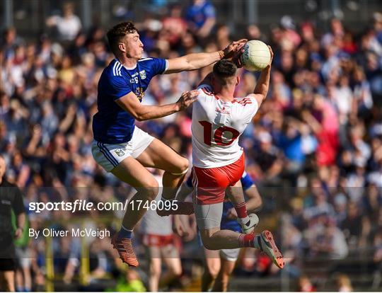 Cavan v Tyrone - GAA Football All-Ireland Senior Championship Round 4