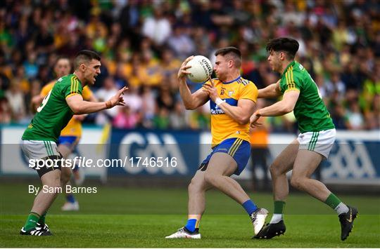 Meath v Clare - GAA Football All-Ireland Senior Championship Round 4