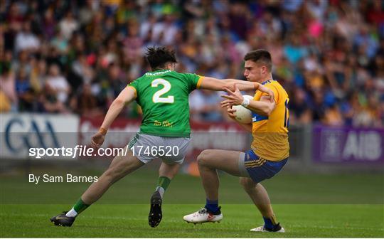 Meath v Clare - GAA Football All-Ireland Senior Championship Round 4