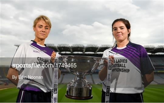 TG4 All-Ireland Ladies Football Championship Launch 2019