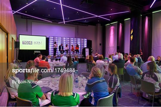 TG4 All-Ireland Ladies Football Championship Launch 2019