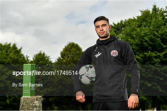 SSE Airtricity SWAI Player of the Month Award for June 2019