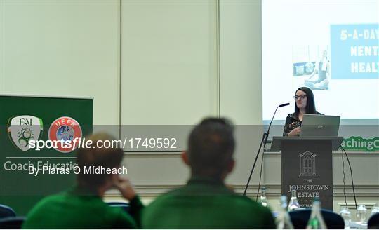 UEFA Pro Licence Course