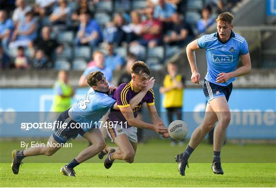 Dublin v Wexford - EirGrid Leinster GAA Football U20 Championship semi-final