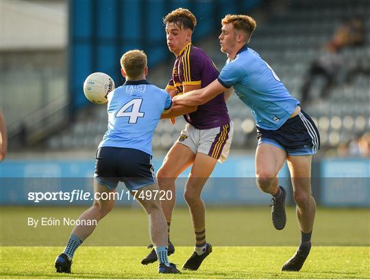 Dublin v Wexford - EirGrid Leinster GAA Football U20 Championship semi-final