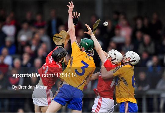 Cork v Clare - Bord Gais Energy Munster GAA Hurling Under 20 Championship Semi-Final