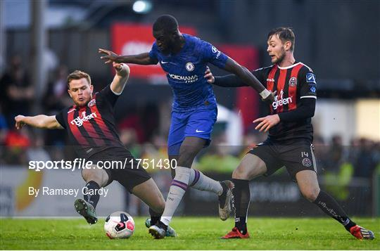Bohemians v Chelsea - Club Friendly
