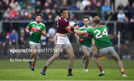 Galway v Mayo - EirGrid Connacht GAA Football U20 Championship final