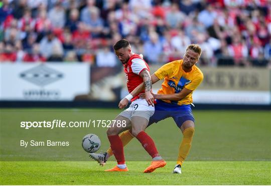 St Patrick's Athletic v IFK Norrköping - UEFA Europa League First Qualifying Round 1st Leg