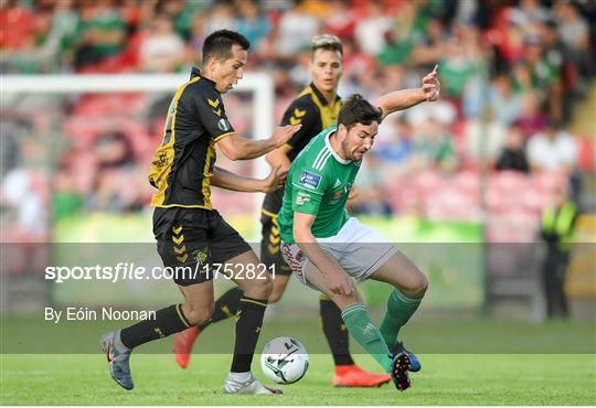 Cork City v Progres Niederkorn - UEFA Europa League First Qualifying Round 1st Leg