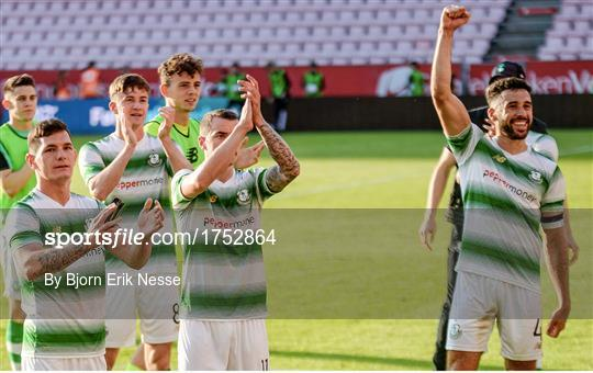 SK Brann v Shamrock Rovers - UEFA Europa League First Qualifying Round 1st Leg