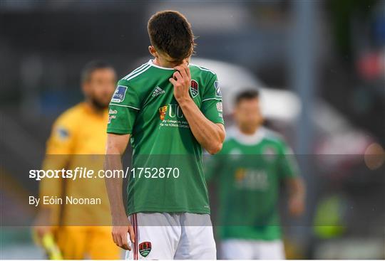 Cork City v Progres Niederkorn - UEFA Europa League First Qualifying Round 1st Leg