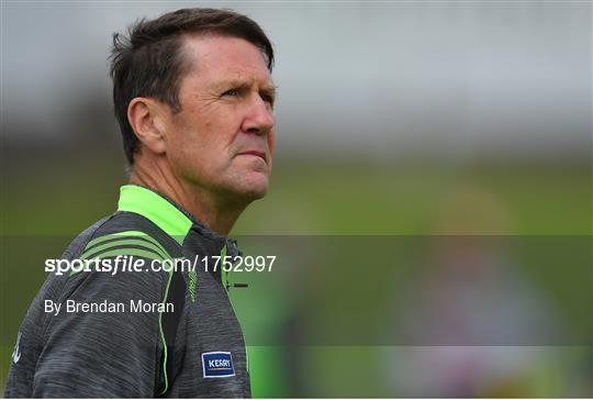Kerry v Limerick - EirGrid GAA Football Under 20 Munster Championship Semi-Final