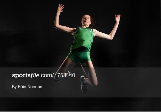 Team IrelandEYOF Team Day