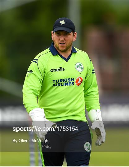 Ireland v Zimbabwe - 2nd T20 Cricket International