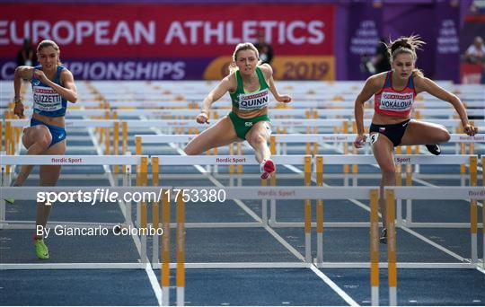 European U23 Athletics Championships 2019 - Day 2