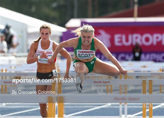 European U23 Athletics Championships 2019 - Day 2