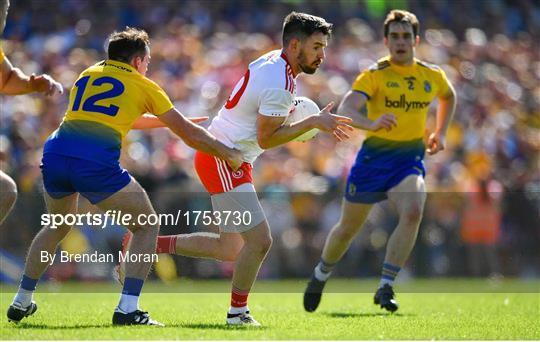 Roscommon v Tyrone - GAA Football All-Ireland Senior Championship Quarter-Final Group 2 Phase 1