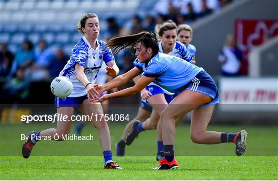 Dublin v Waterford - TG4 All-Ireland Ladies Football Senior Championship Group 2 Round 1