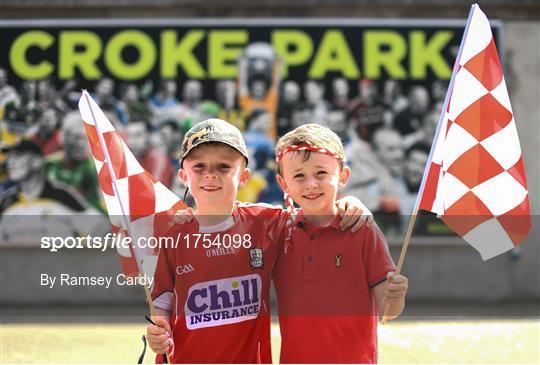 Kilkenny v Cork - GAA Hurling All-Ireland Senior Championship quarter-final
