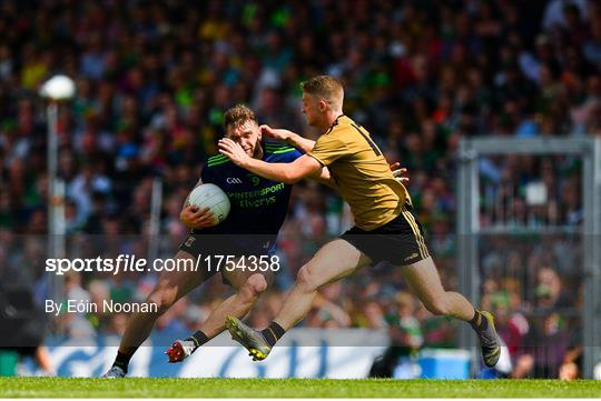 Kerry v Mayo - GAA Football All-Ireland Senior Championship Quarter-Final Group 1 Phase 1