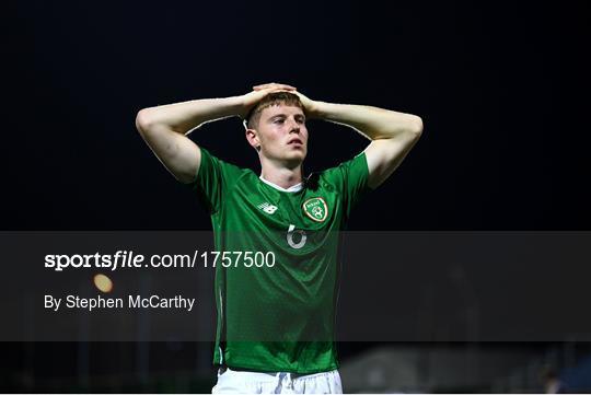 Republic of Ireland v France - 2019 UEFA U19 European Championship Finals Group B
