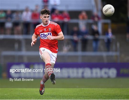 Cork v Kerry - EirGrid Munster GAA Football U20 Championship Final