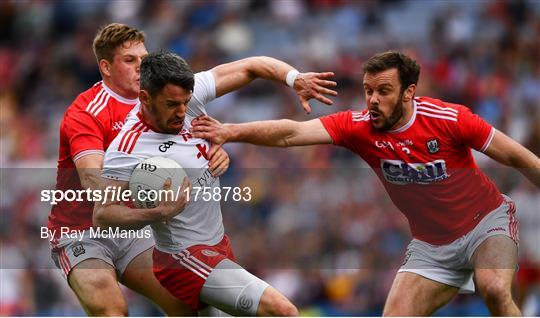 Cork v Tyrone  - GAA Football All-Ireland Senior Championship Quarter-Final Group 2 Phase 2