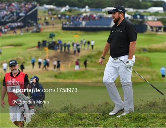 148th Open Championship - Day Three