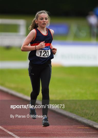 Irish Life Health Juvenile B's & Relays