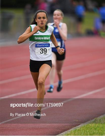 Irish Life Health Juvenile B's & Relays