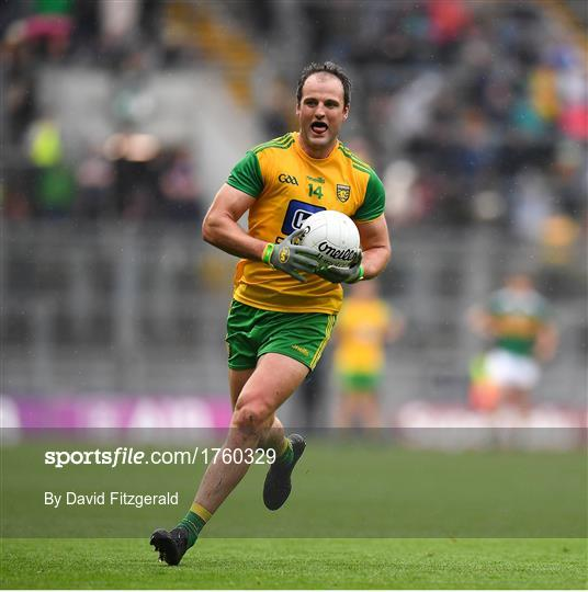 Kerry v Donegal - GAA Football All-Ireland Senior Championship Quarter-Final Group 1 Phase 2