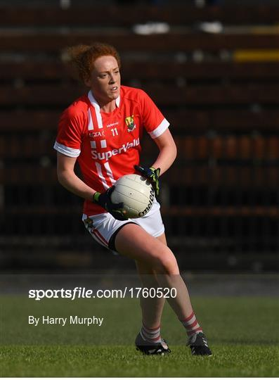 Cork v Waterford - TG4 Ladies Football Munster Senior Football Championship Final