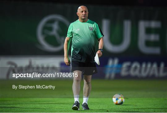 Republic of Ireland v Czech Republic - 2019 UEFA U19 European Championship Finals Group B