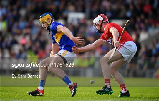 Tipperary v Cork - Bord Gais Energy Munster GAA Hurling Under 20 Championship Final