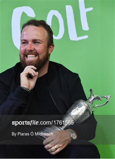The 2019 Open Champion Shane Lowry Homecoming