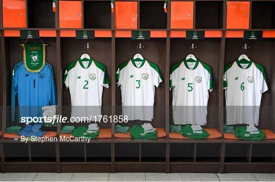 Portugal v Republic of Ireland - 2019 UEFA U19 European Championship Semi-Final