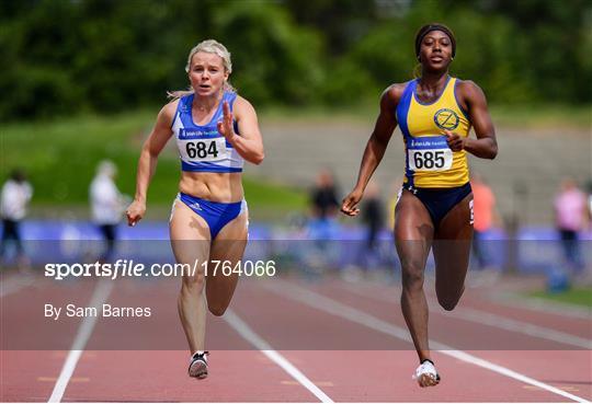 Irish Life Health National Senior Track & Field Championships - Day 1