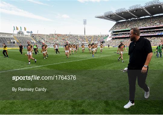 Kilkenny v Limerick - GAA Hurling All-Ireland Senior Championship Semi-Final