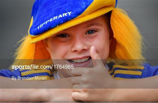 Wexford v Tipperary - GAA Hurling All-Ireland Senior Championship Semi-Final