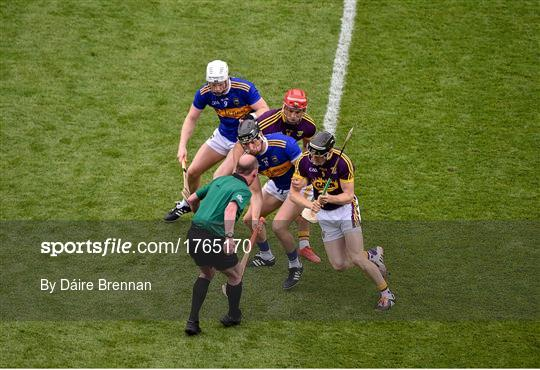 Wexford v Tipperary - GAA Hurling All-Ireland Senior Championship Semi-Final