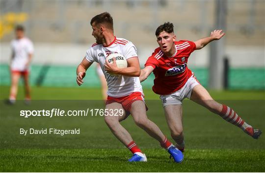 Cork v Tyrone - EirGrid GAA Football All-Ireland U20 Championship Semi-Final