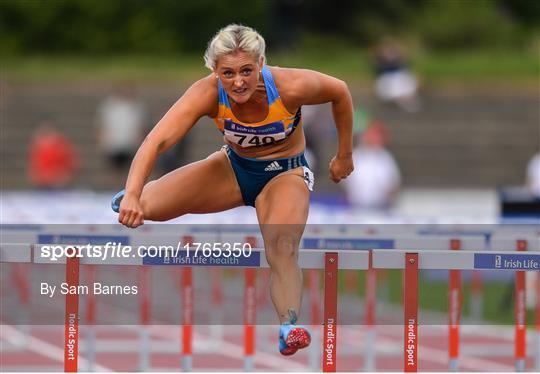 Irish Life Health National Senior Track & Field Championships - Day 2