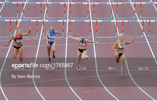 Irish Life Health National Senior Track & Field Championships - Day 2
