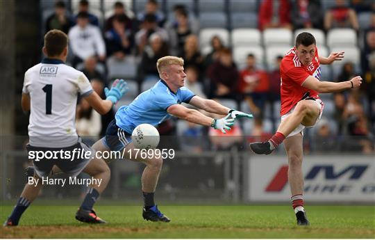 Cork v Dublin - EirGrid GAA Football All-Ireland U20 Championship Final